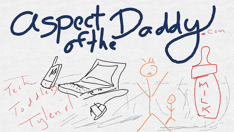 Aspect of the Daddy