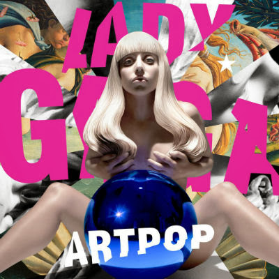 Lady GaGa - Artpop (Japan Edition)
