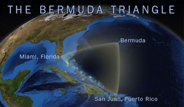 Segitiga Bermuda: Tempat Semua FAKTA Lenyap dan Menjadi Mitos
