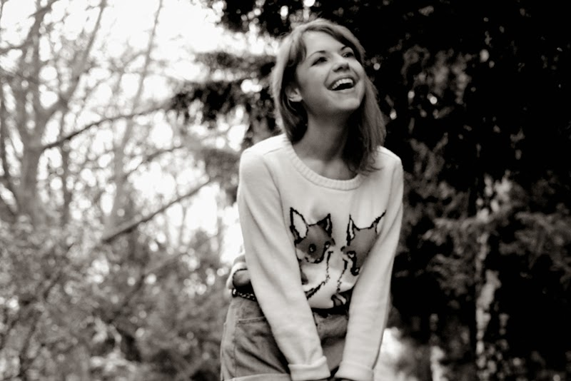 smile girl jasmin fatschild myberlinfashion