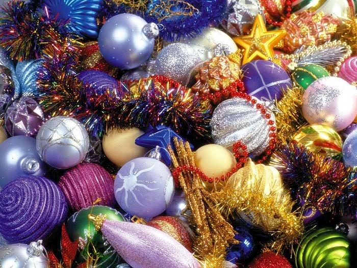 Image of Christmas Ornaments