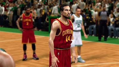 NBA 2K13 Shaun Livingston Download NBA2K Patch
