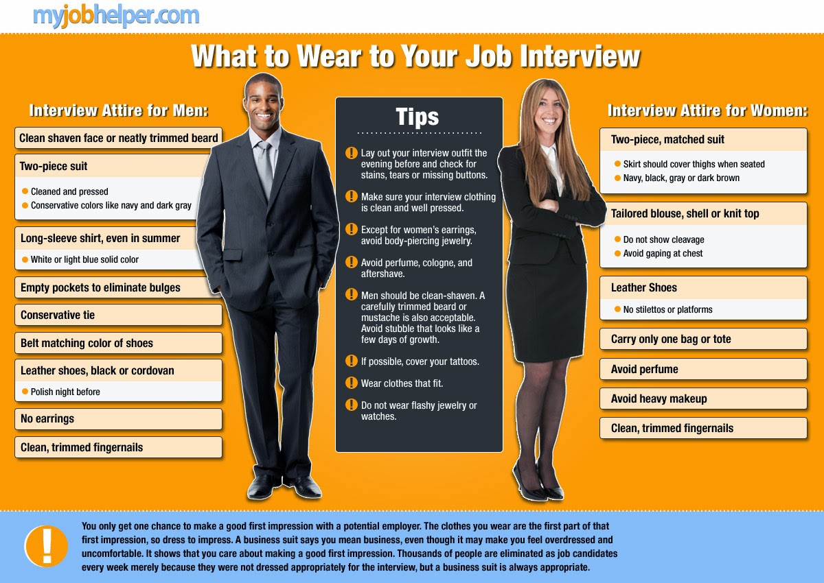 Human resources students - Tips dressing ...