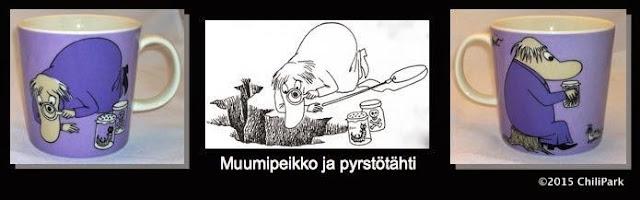 Moomin mug, Hemulen