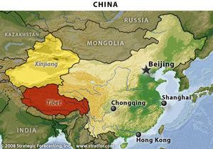 Tibet profile - Timeline