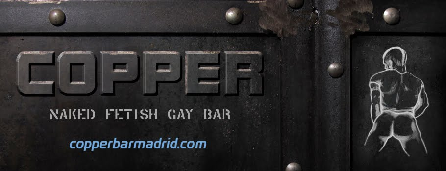  Copper | Naked Fetish Gay Bar