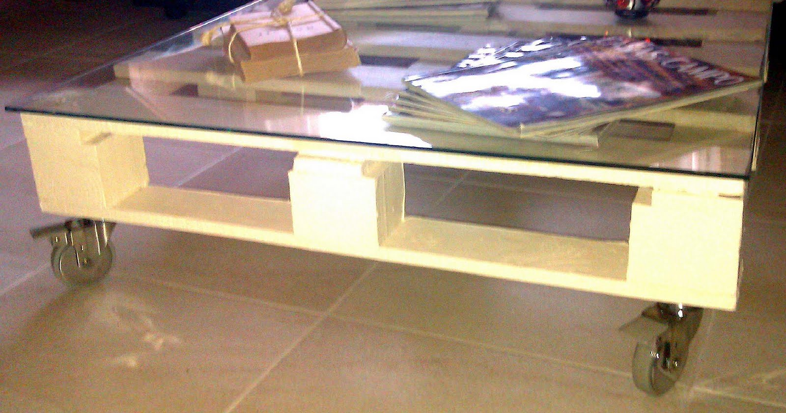Fabricar muebles con palets de madera construccion y - Muebles hechos con palets de madera ...