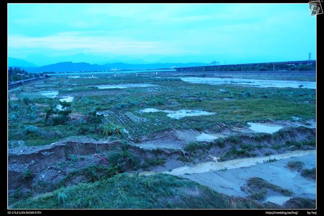 2013-07-13 蘇利颱風侵襲南投 到了晚上水就退了喔!