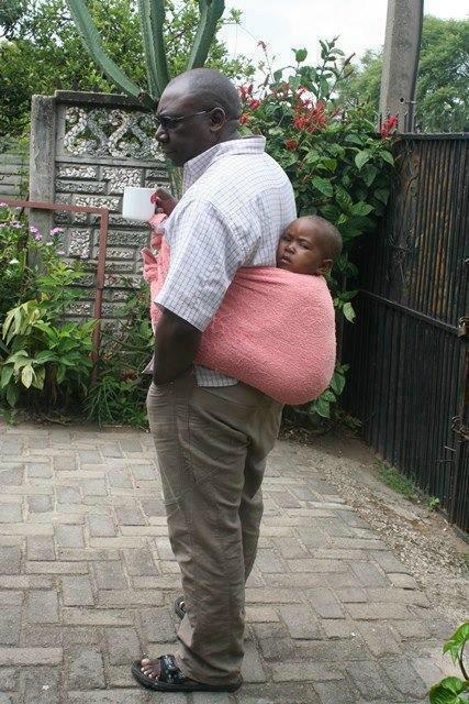 This Kenyan MAN …. Where in Kenya could be this????