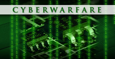 Cyberwarfare is Internet-<b>based</b>