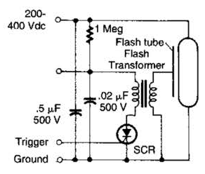 LEDs Circuit Diagram