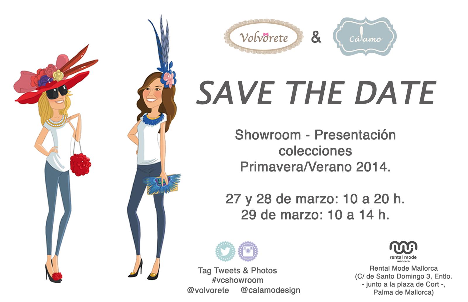 save the date presentacion palma de mallorca
