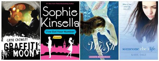 New Book Releases Week of February 12-18!
