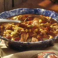 Chunky Chicken Chili