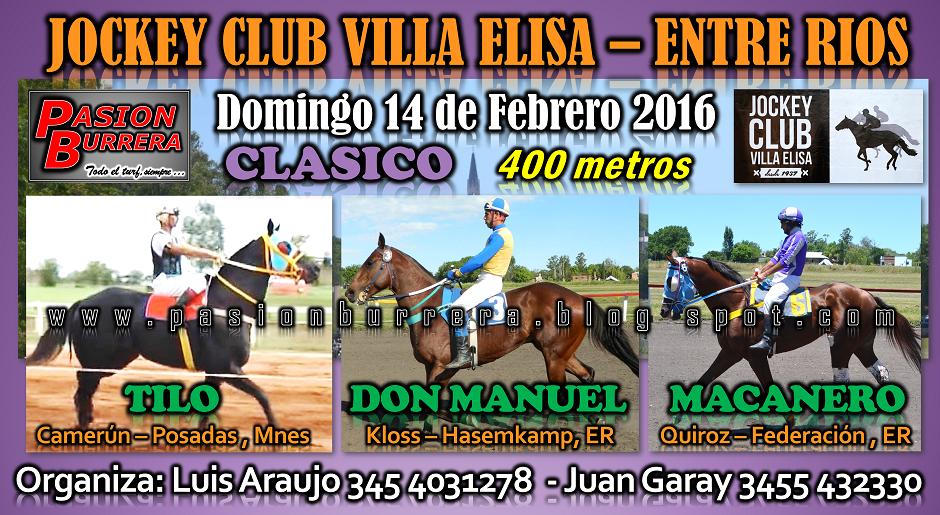 VILLA ELISA 14 - 400