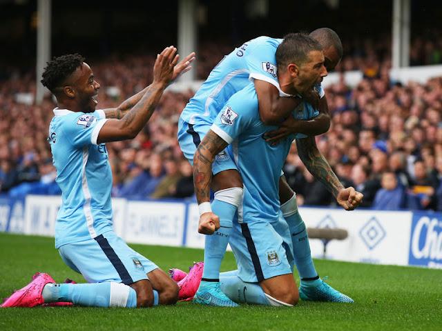 188BET - Man City gây ấn tượng trong chiến thắng trước Everton
