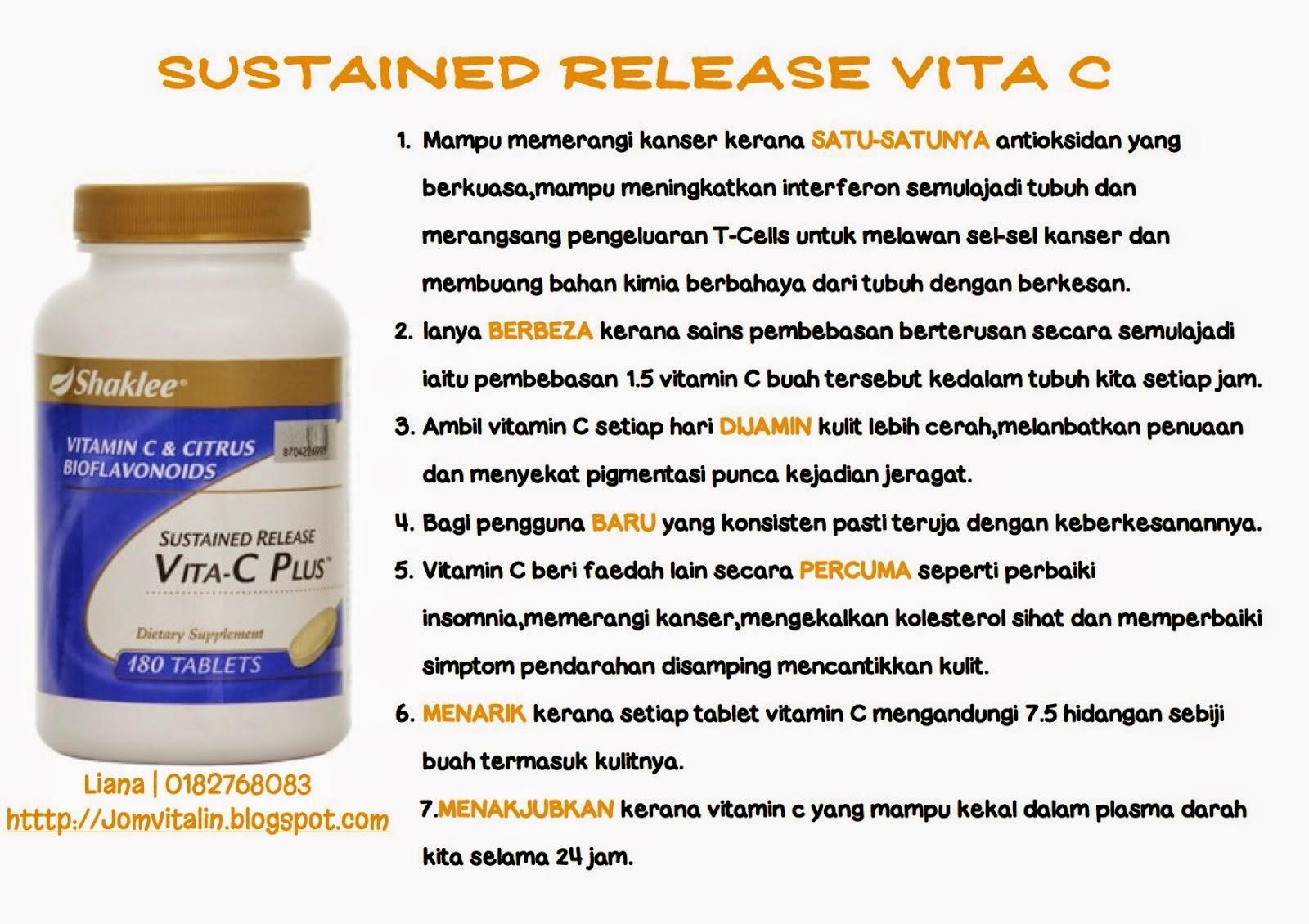 Vitamin C Tingkatkan Prestasi Sistem Imun