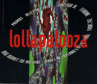 Lollapalooza 1993