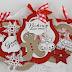 Christmas Tags with Lisa Blastick