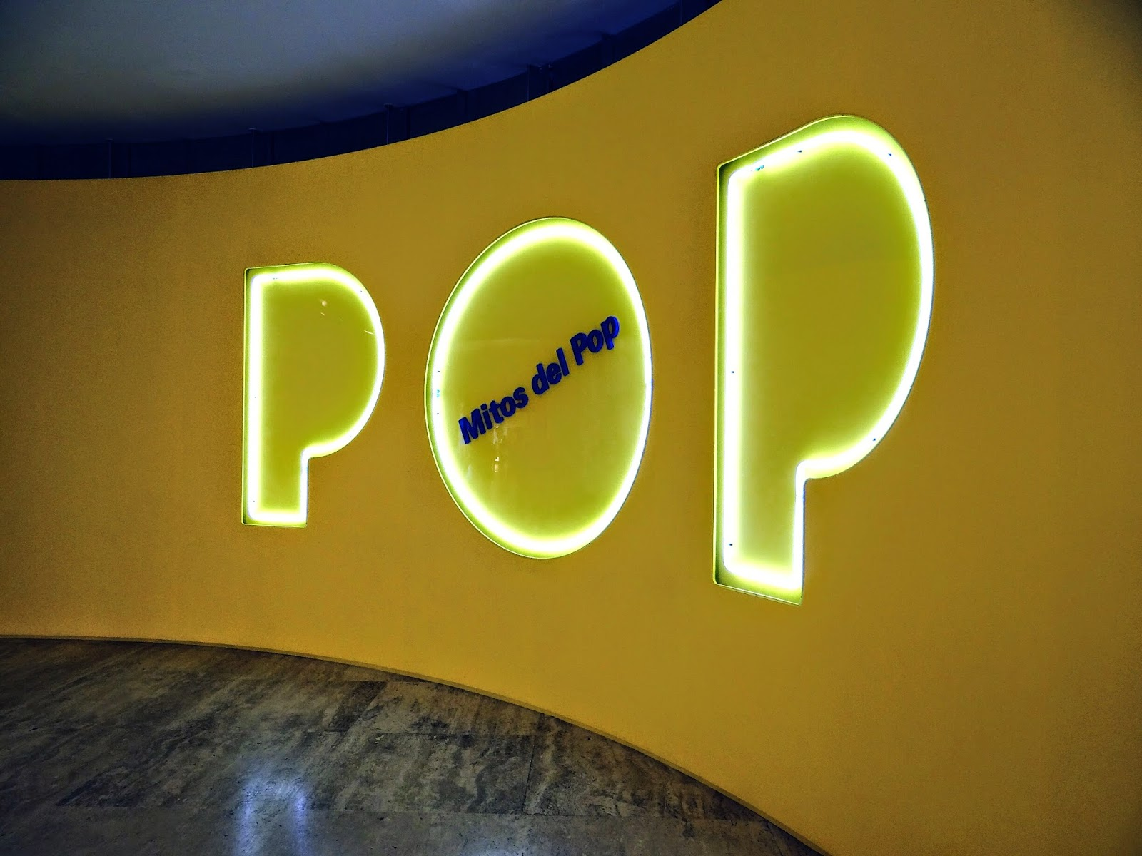 Exposición Mitos del Pop (museo Thyssen)