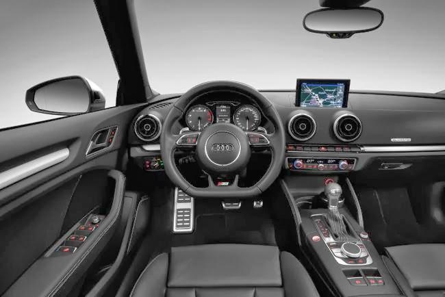 Audi S3 Cabrio 2014