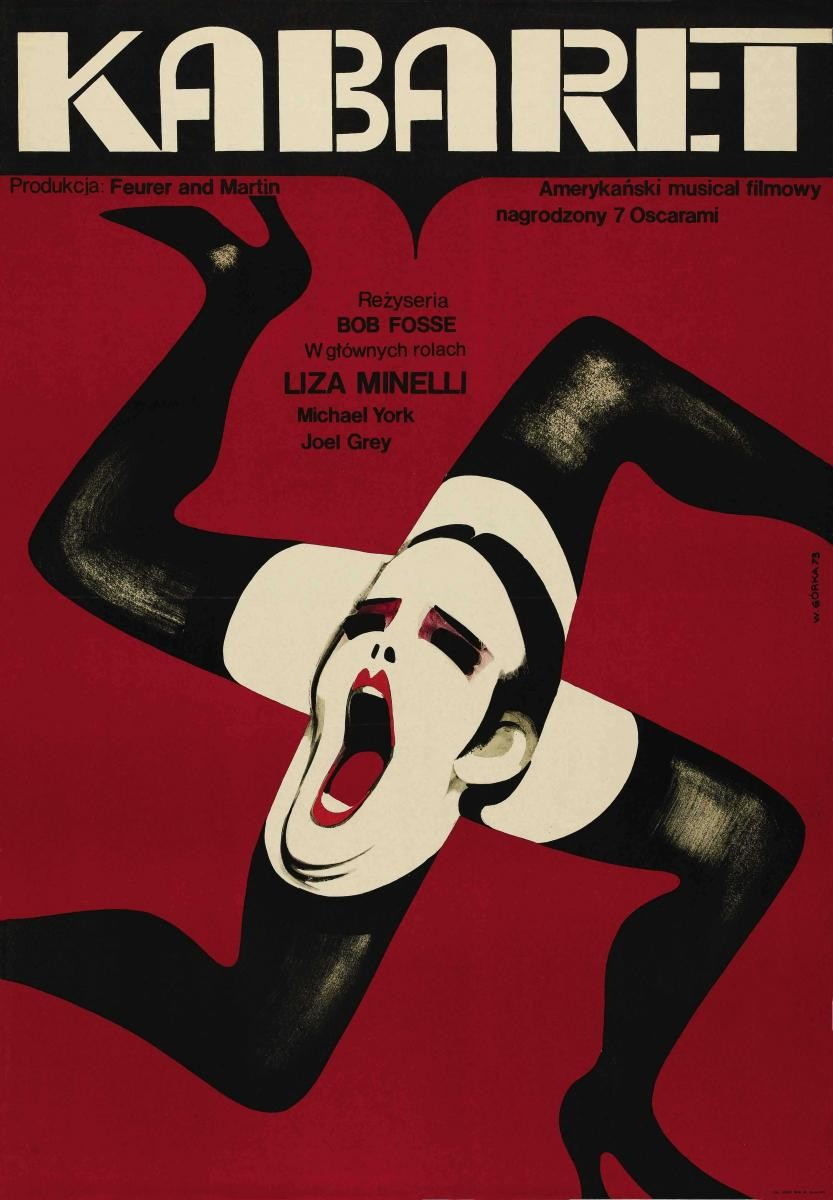 afiche Cabaret