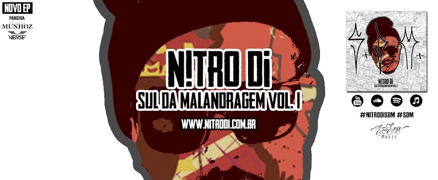 NITRO DI - SUL DA MALANDRAGEM #SDM