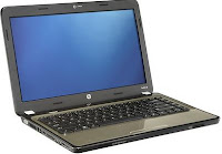 AMD Quad-Core A6-3420M notebook HP Pavilion G4-1315DX