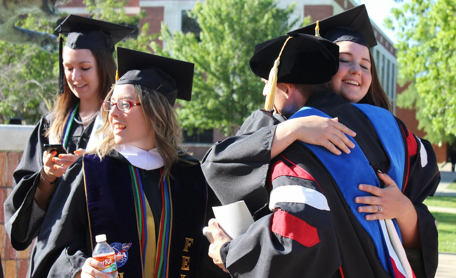 ecu honors: 2013 Honors Graduation Ceremony