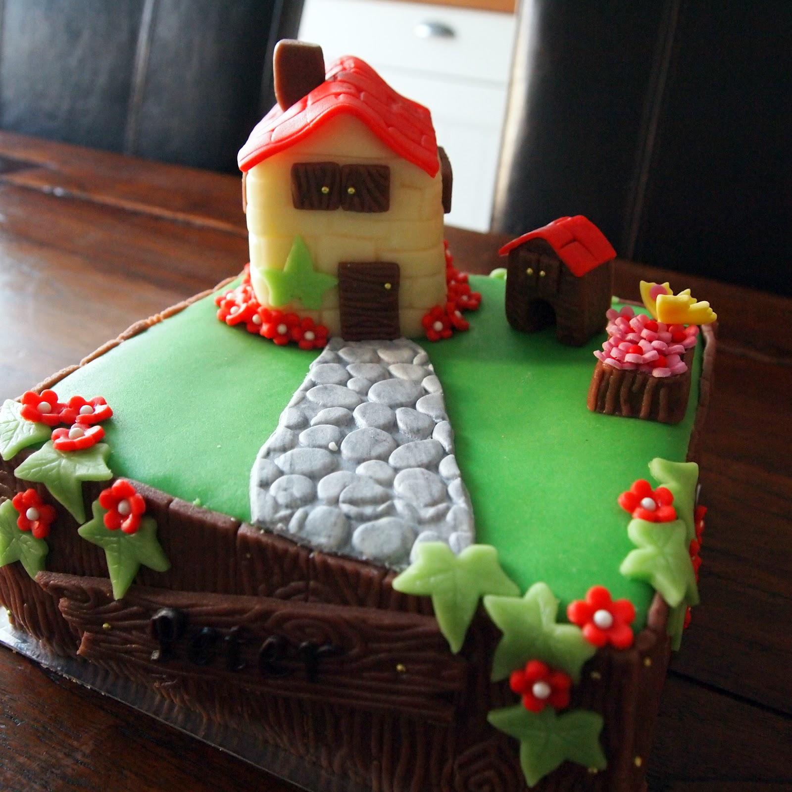 taart aan huis