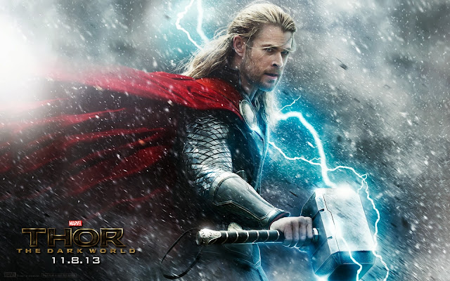 Thor: The Dark World 2013 Movie