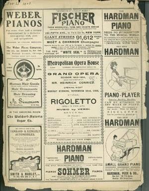 Enrico Caruso el mejor tenor de la historia