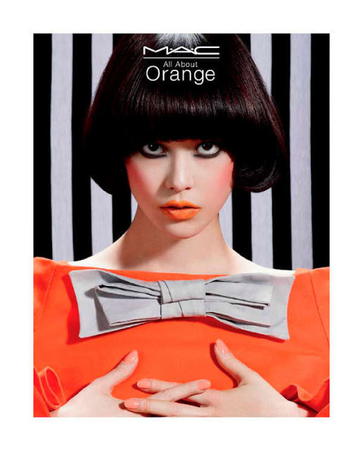 MAC All About Orange Collection Summer 2013