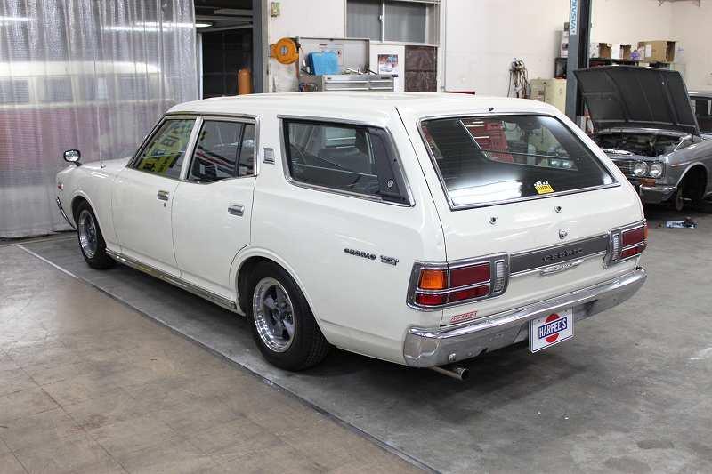 Nissan Cedric, Gloria, 330, klasyki motoryzacji, dawne auta, japoński samochód, galeria, zdjęcia, jdm, kombi, wagon