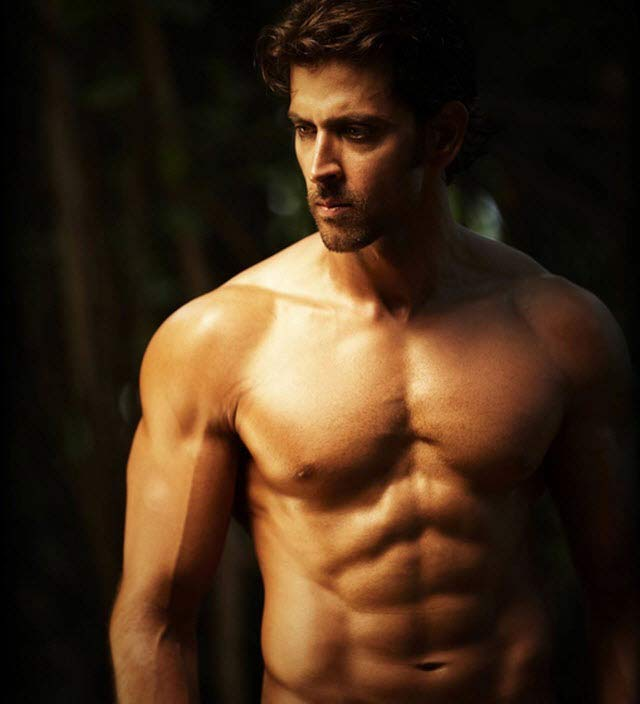HRITHIK FULL ON
