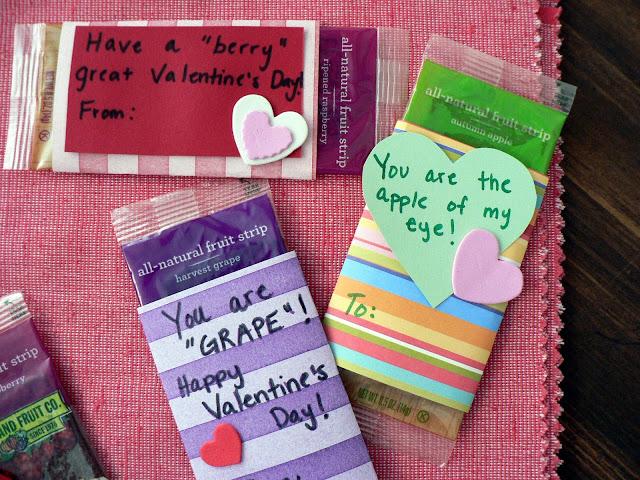 Healthy Valentine Treats for kids, island co fruit leather, fruit leather valentine