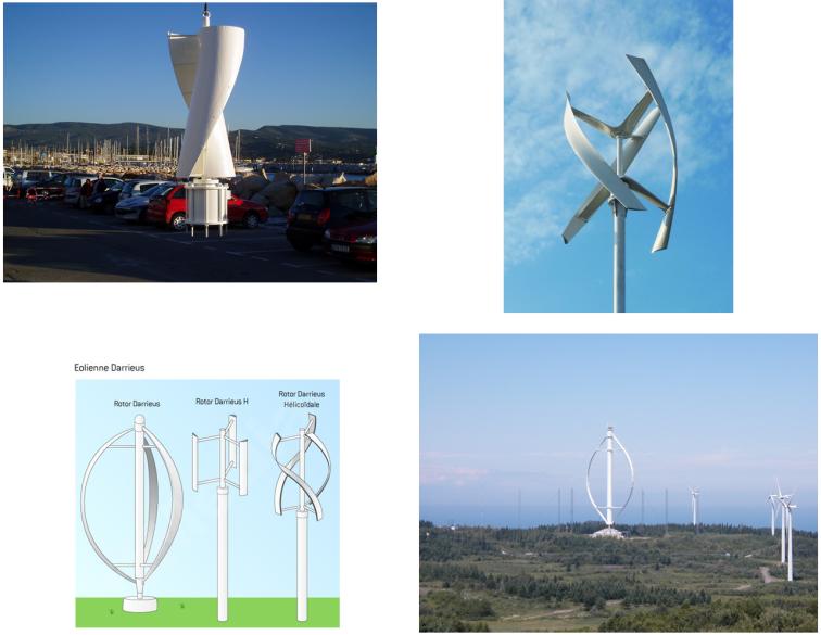micro éolienne verticale domestique 220v