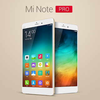 Harga Dan Spesifikasi  Xiaomi Mi Note Pro 64GB