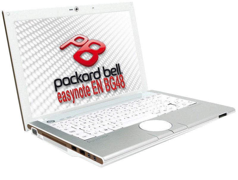 laptop notebook packard bell easynote en bg48 windows 7. Black Bedroom Furniture Sets. Home Design Ideas