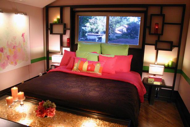 Dormitorios rosa dormitorios con estilo - Muebles para dormitorio matrimonial ...
