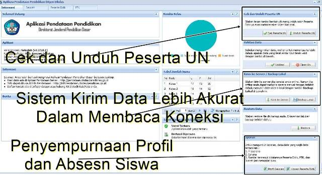 DOWNLOAD APLIKASI PENDATAAN DAPODIK v1.13.0.1 VERSI PLUS 2