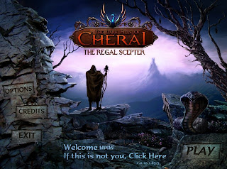 The Dark Hills Of Cherai: The Regal Scepter [FINAL]
