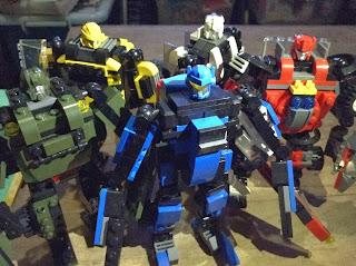 Star Diamond Super Blocks Deformation Soldiers