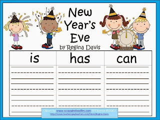 http://www.teacherspayteachers.com/Product/A-New-Years-Eve-Three-Graphic-Organizers-443879