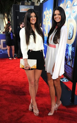 Kendall Jenner  Size on Kylie Jenner 2012 Bra Size And Measuremetns  Bf Cody And Kendall To