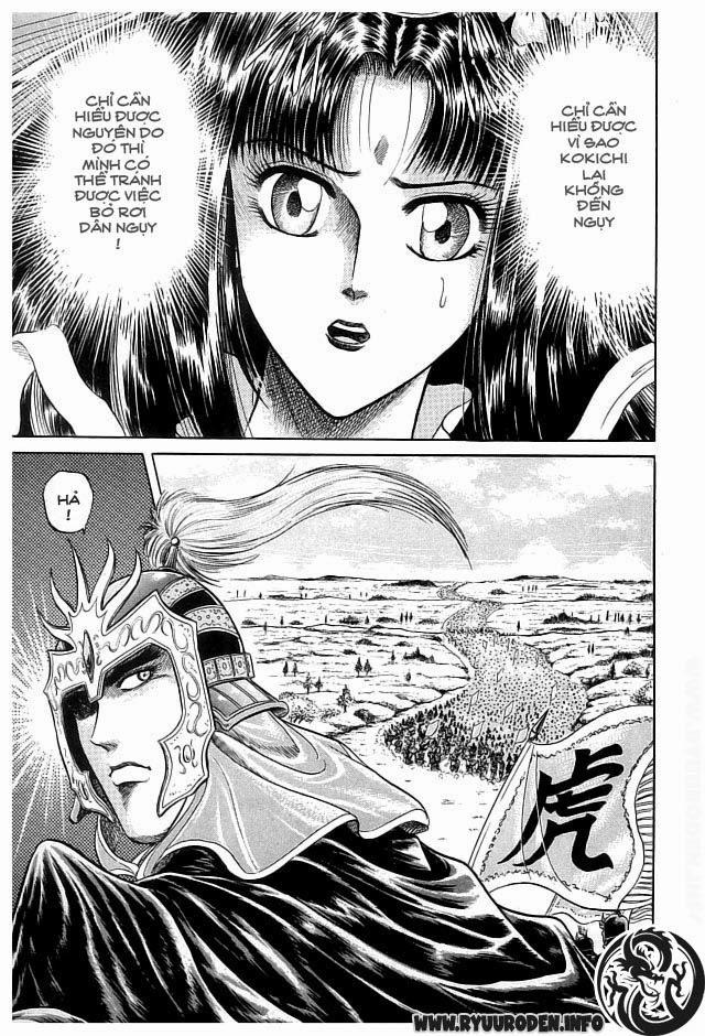 Chú Bé Rồng - Ryuuroden chap 18 - Trang 31