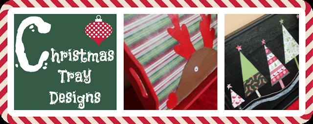 Christmas Tray Designs