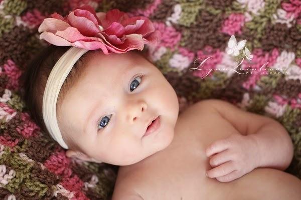 Image bébé à l'age de 2 mois