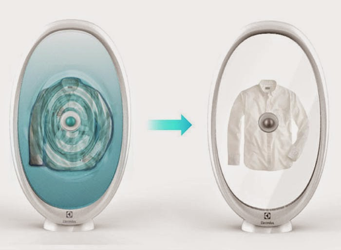 Vibrate Jelly Laundry for Your Clothes