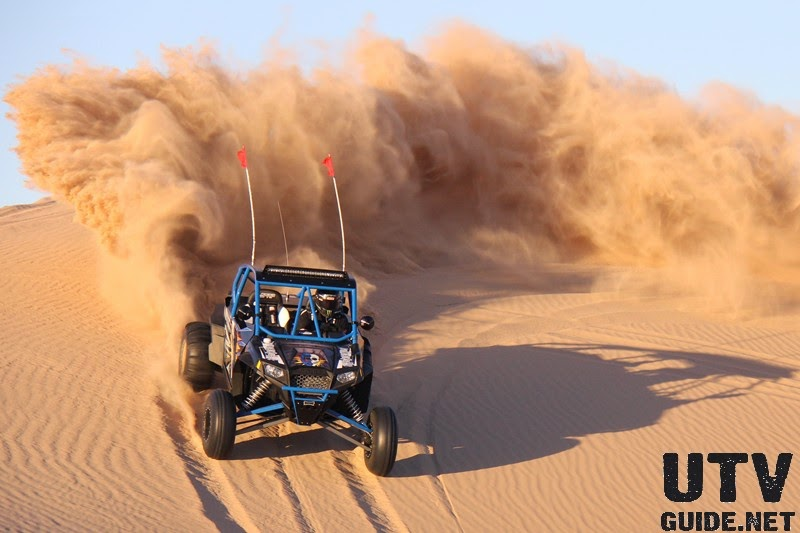 Turbocharged RZR XP 900